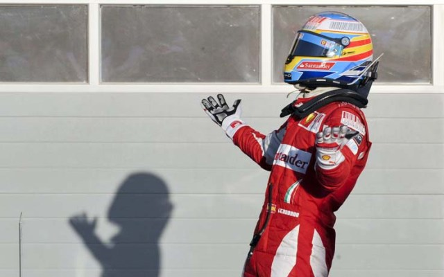Fernando Alonso wins in Bahrain
