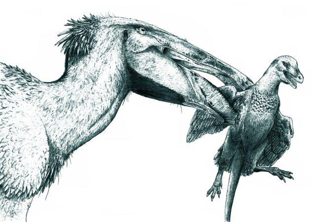 deinocheirus - ficcala a caso